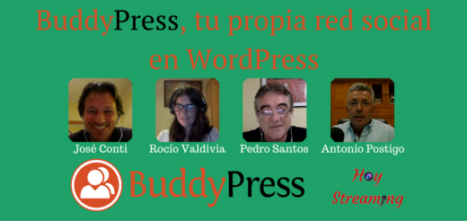 Cómo crear una red social con WordPress y BuddyPress