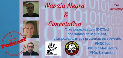Navaja Negra y ConectaCon en Hoy Streaming