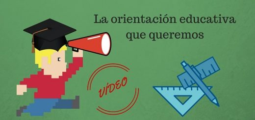 Vídeo la orientación educativa que queremos