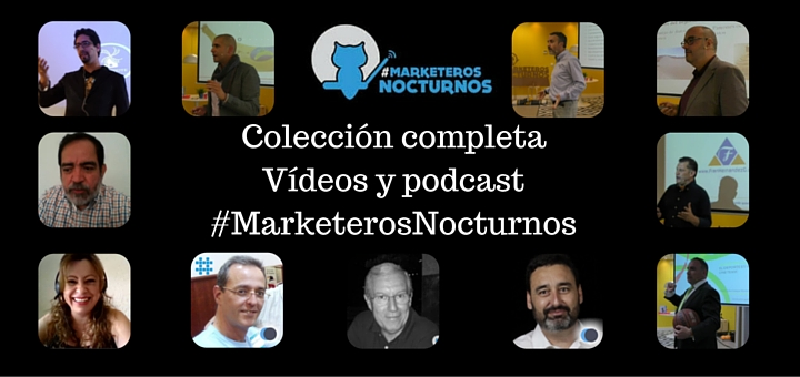 Vídeos y podcast de marketing en Hoy Streaming