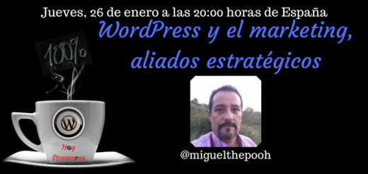 WordPress y el marketing son aliados estratégicos