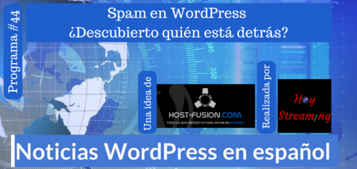 la industria del spam en WordPress tema de portada en Noticias WordPress en español 44