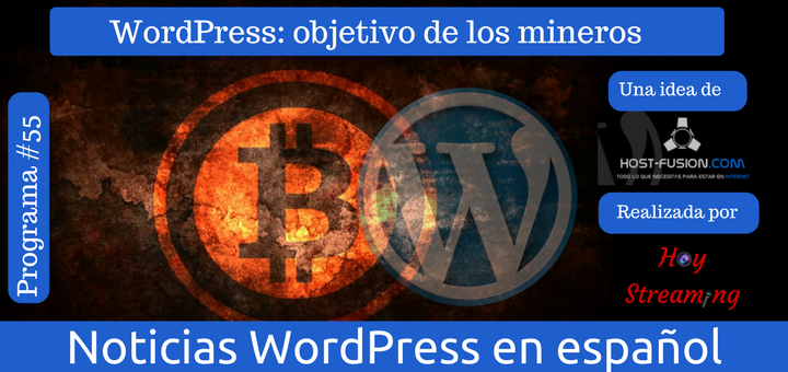Ataques a usuarios de wordpress para minar bitcoins